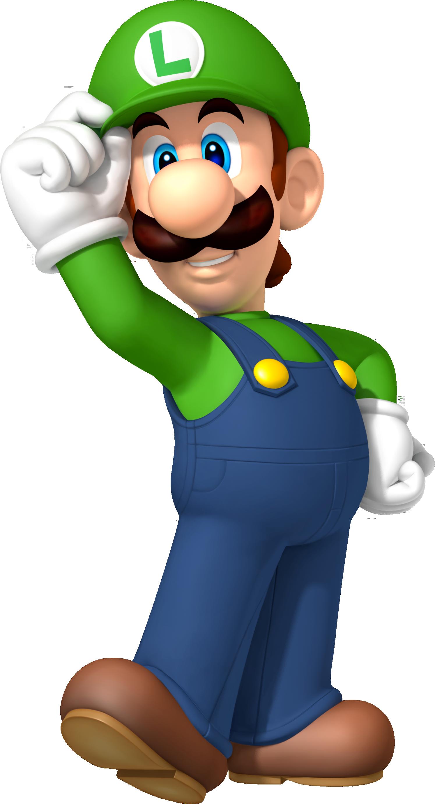 Gallery:Luigi - Super Mario Wiki, the Mario