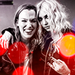 Lzzy Hale and Taylor Momsen - music icon