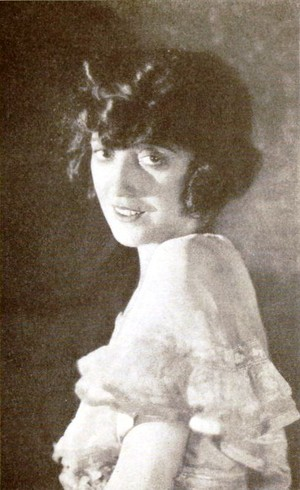 Mabel Normand (November 9, 1892 – February 23, 1930)