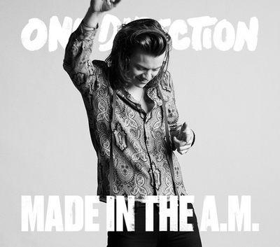 Made in the A.M - HMV covers