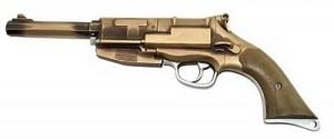 Mal's Pistol