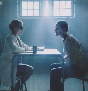 Margot Robbie as Dr Harleen Quinzel in 'Suicide Squad'