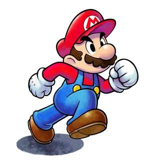 Mario (Mario and Luigi Paper Jam)