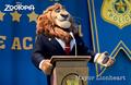 Mayor Lionheart - Zootopia