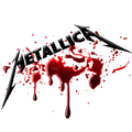Metallica /bloody icona ~