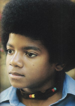 Michael Jackson - HQ Scan - Henry Diltz Photosesion' 68