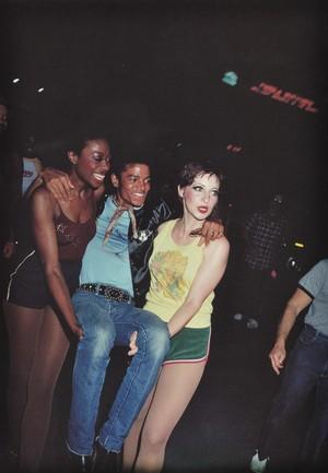 Michael Jackson - HQ Scan - Michael at a Circus? 1981