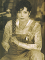 Michael Jackson - HQ Scan - Photosession by Jonathan Exley  - michael-jackson photo