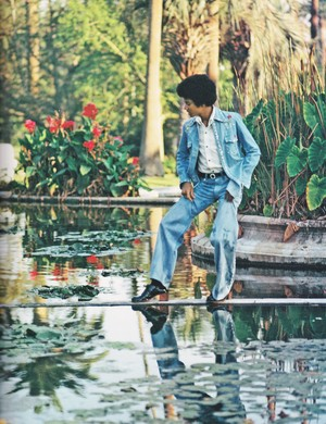 Michael Jackson - HQ Scan - Photosession