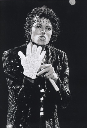 Michael Jackson - HQ Scan - Victory Tour