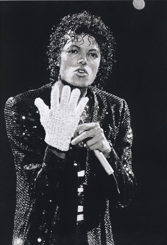 Michael Jackson wallpaper entitled Michael Jackson - HQ Scan - Victory Tour