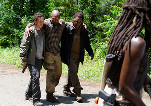 6x03 ~ Thank Du ~ Michonne, Heath, Scott & Nicholas