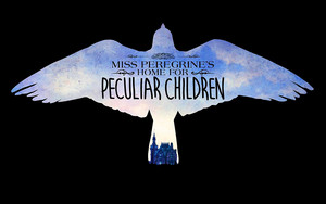 Miss Peregrine's 首页 for Peculiar Children - Movie Logo 壁纸