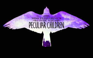 Miss Peregrine's Home for Peculiar Children - Movie Logo Hintergrund