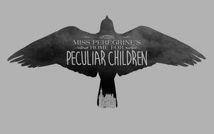 Miss Peregrine's Home for Peculiar Children - Movie Logo Wallpaper