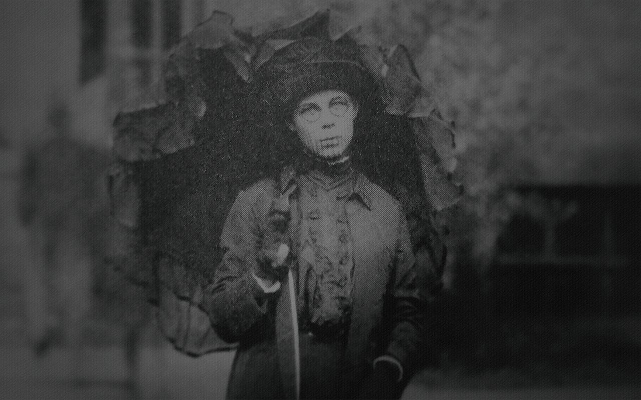 Miss Peregrine's accueil for Peculiar Children fond d'écran - Miss Alma Lefay Peregrine