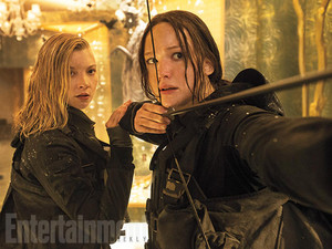 Mockingjay - Part 2': EW 照片