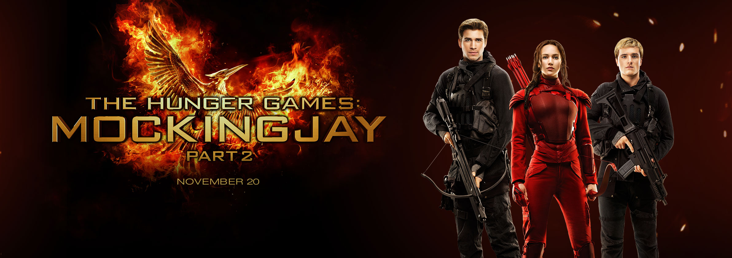 Mockingjay Pt 2 The Hunger Games Wallpaper 38904870 Fanpop