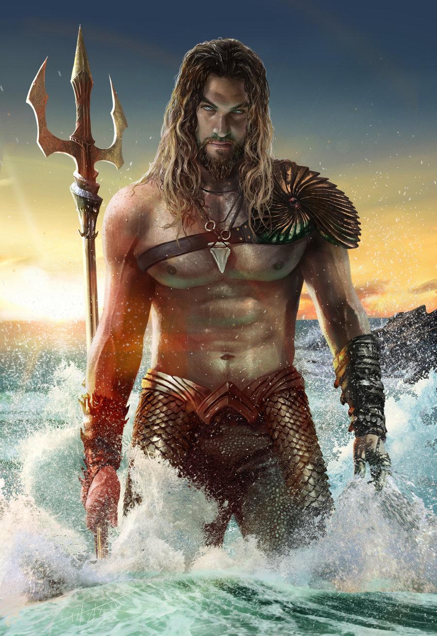 Momoa Aquaman