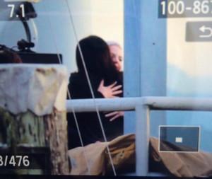 Morrilla hug <3