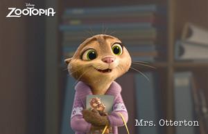 Mrs Otterton - Zootopia