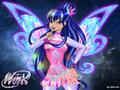 Musa Tynix - the-winx-club fan art