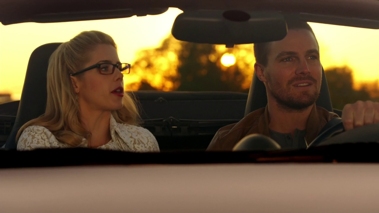 My Name is Oliver Queen - Olicity