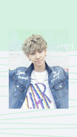 Myungho( the 8) hottie♔♥–♥♔