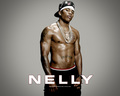 Nelly shirtless
