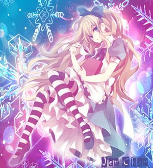 Neon Alice