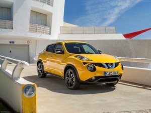Nissan Juke 2015 wallpaper