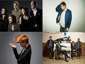 Of Monsters and Men, Owl City, La Roux, Passion Pit