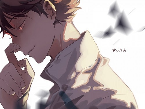 Haikyuu!!(High Kyuu!!) wallpaper containing anime titled Oikawa Tooru