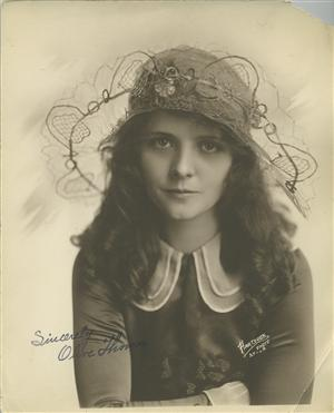 oliba Thomas (October 20, 1894 – September 10, 1920)