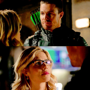 Oliver and Felicity 4x1