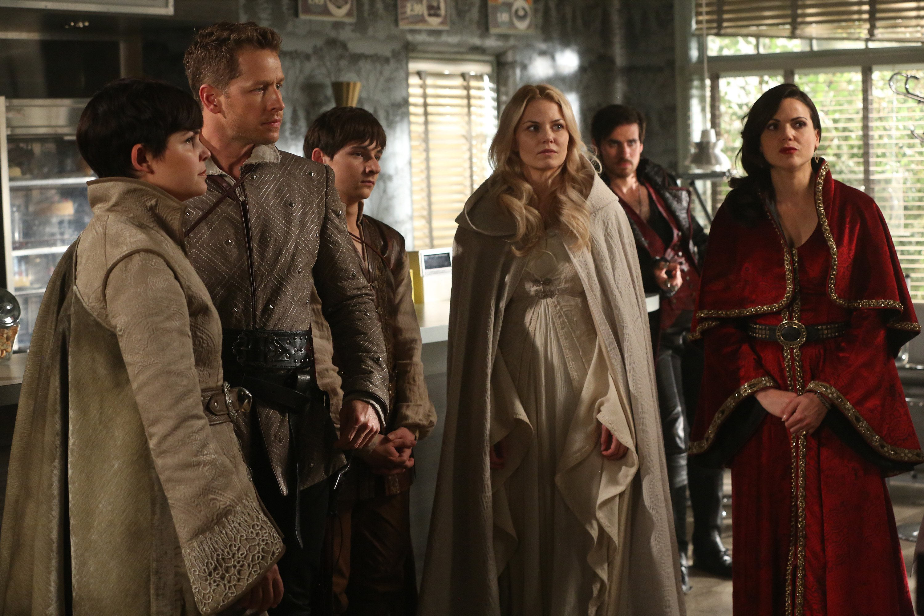 the racial discrimination in once upon a time Chapter nine: race and ethnicity discrimination comes in two forms: each has been practiced in the united states at one time or.