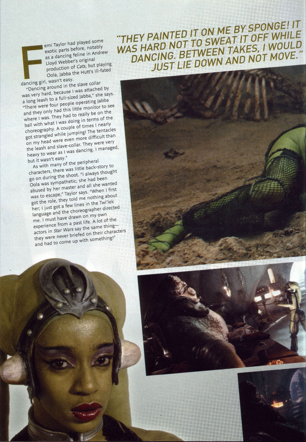 Oola nyota Wars Insider 108 part 1