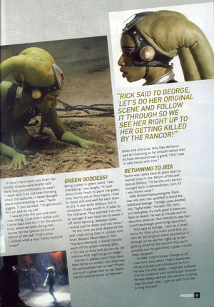 Oola bintang Wars Insider 108 part 2