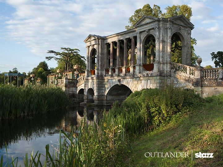 Outlander Season 2 First Look at the exteriors