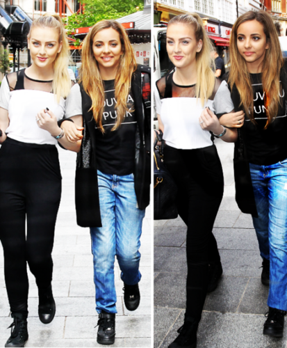 jade thirlwall and perrie edwards 2017 - photo #39