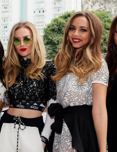 jade thirlwall and perrie edwards 2017 - photo #5