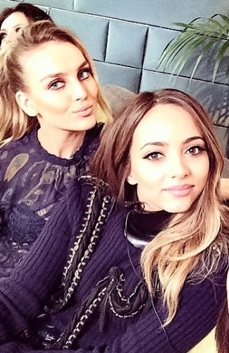jade thirlwall and perrie edwards 2017 - photo #37