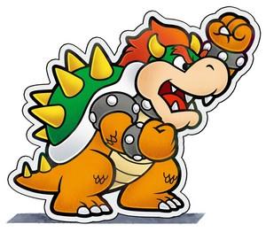 Paper Bowser (Mario and Luigi: Paper Jam)