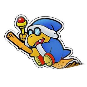 Paper Kamek (Mario and Luigi: Paper Jam)