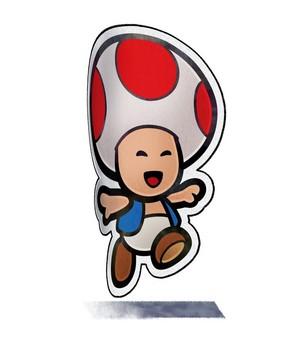 Paper Toad (Mario and Luigi: Paper Jam)