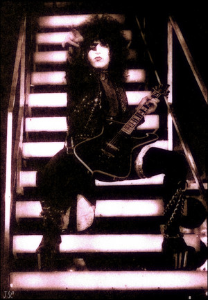 Paul ~San Diego, California...August 19, 1977 Alive II Session