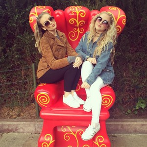 Perrie and Ellie