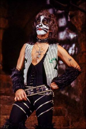 Peter ~Valencia, California…May 19, 1978 (KISS Meets the Phantom of the Park - Magic Mountain Amus