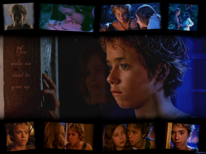 Peter and Wendy Fanart