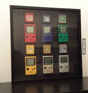 Pokémon Gameboy